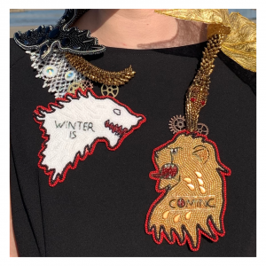 Collier Winter is Coming